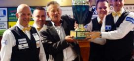 Bekerfinale: Bekerwinst voor Dallinga/Frans Bevers