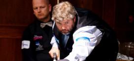 Bekerfinale: Stefan Galla, een vrijbuiter in zijn beste vorm