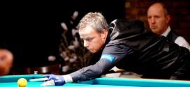 Bekerfinale: Dick Jaspers toont gelijk sublieme vorm