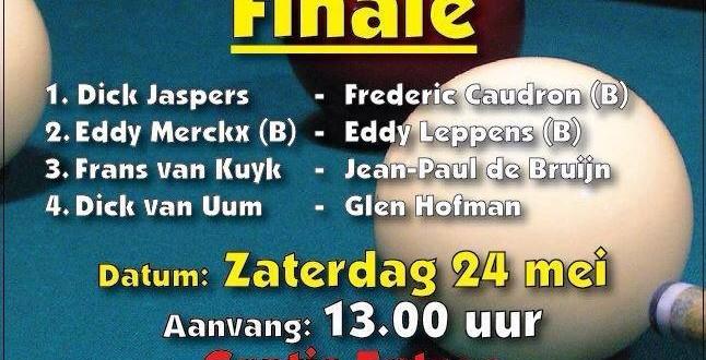 Tweede wedstrijd finale play-offs live op Kozoom.com