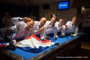Dallinga Kampioen van Nederland