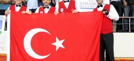 Turkse ovatie voor trotse kampioen!