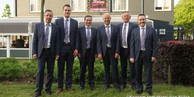Dallinga-Team in afscheidstournee op bekerjacht