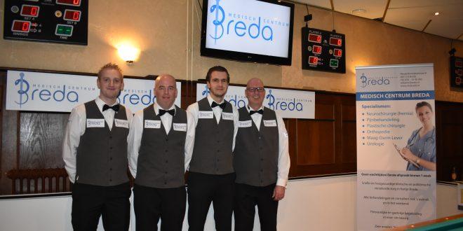 Medisch Centrum Breda nog steeds aan de winnende hand !