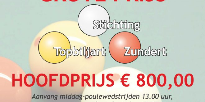 Open Toernooi Den Hoek